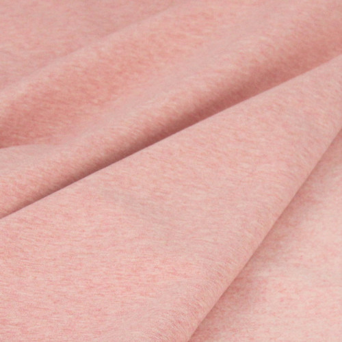 Eike: Brushed Heathered Sweatshirt, Salmon