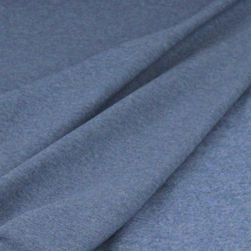 Eike: Brushed Heathered Sweatshirt, Denim Blue