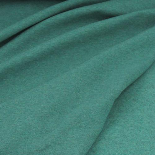 Eike: Brushed Heathered Sweatshirt, Winter Green