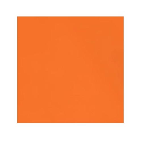 ORGANIC!  Orange:  Jersey Knit, GOTS