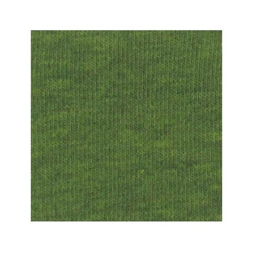 ORGANIC!  Heathered Green:  Jersey Knit