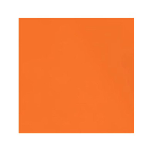 ORGANIC!  Orange:  Brushed French Terry, GOTS