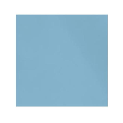 ORGANIC!  Sky Blue:  Ribbing, GOTS
