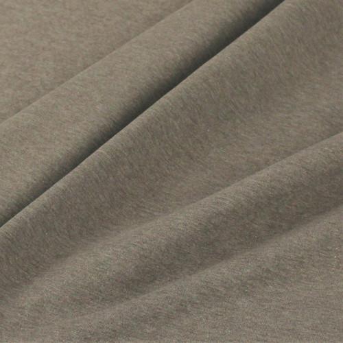 Eike: Brushed Heathered Sweatshirt, Brown