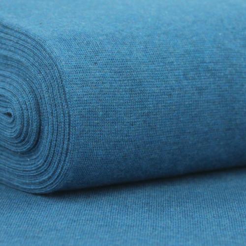 Eike: Brushed Heathered Sweatshirt, Petrol