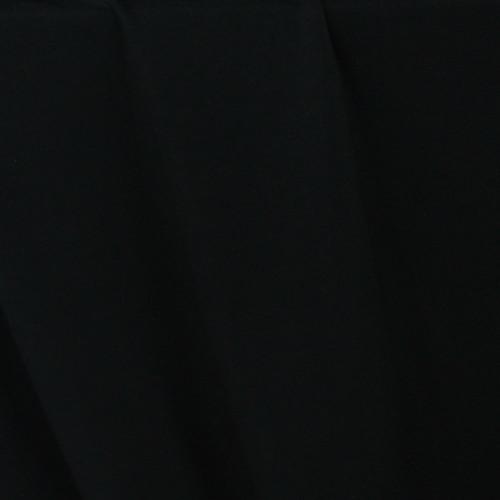 Modal Jersey Knit: Black