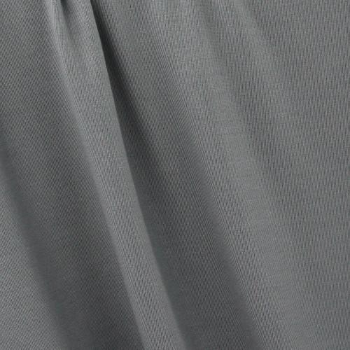 Modal Jersey Knit:  Silver