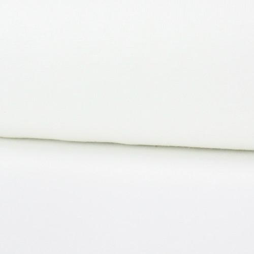 Heike: Solid Ribbing, White