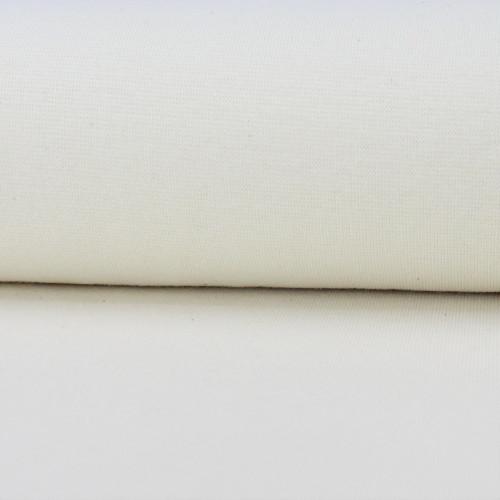 Heike: Solid Ribbing, Cream