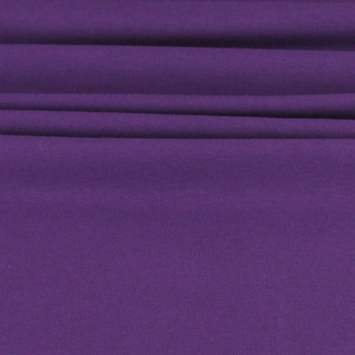 Maike:  Solid French Terry, Purple