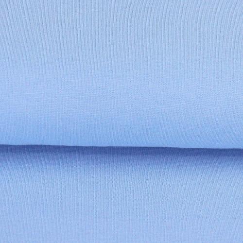 Heike: Solid Ribbing, Light Blue