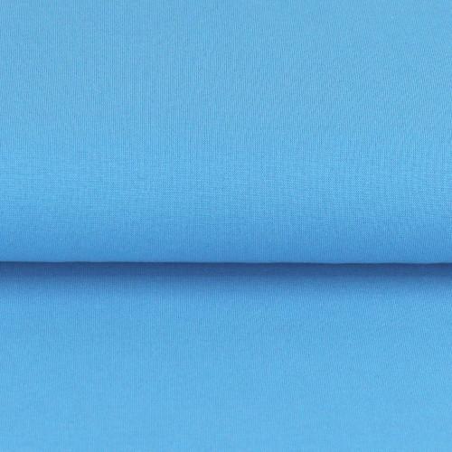Heike: Solid Ribbing, Sky Blue