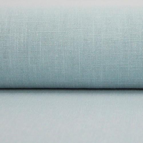 Linen 230g Enzyme Washed:  Soft Blue