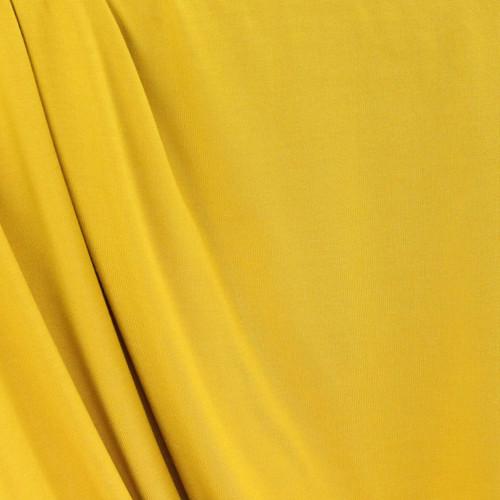 Modal Jersey Knit:  Ochre