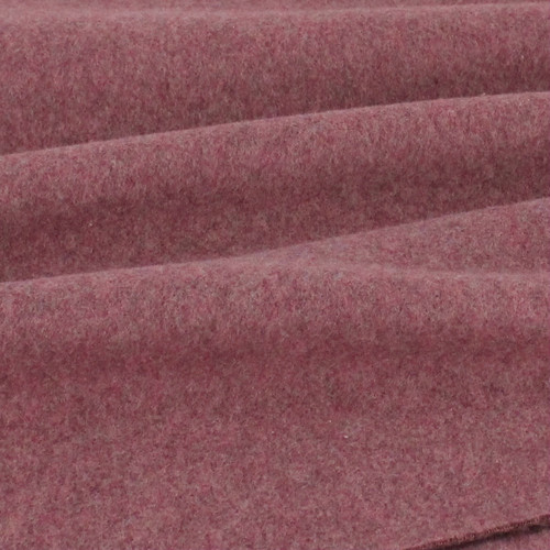 Organic Fleece:  Bordeaux