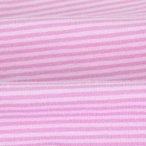 2 mm Yarn Dyed Stripes: Pink