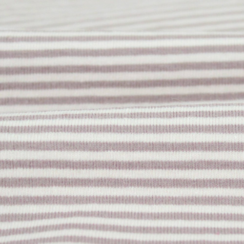 2 mm Yarn Dyed Stripes:  Antique Rose