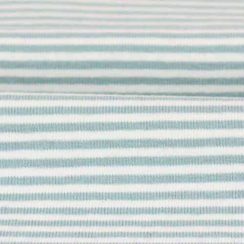 2 mm Yarn Dyed Stripes:  Antique Green