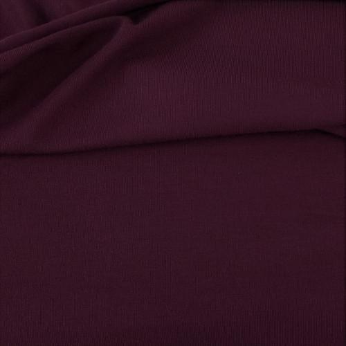 Modal Jersey Knit:  Wine