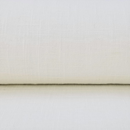 Linen 230g Enzyme Washed:  Cream