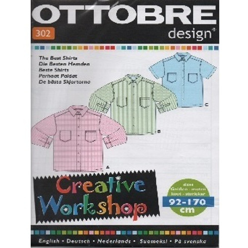 Ottobre design: The Best Shirts