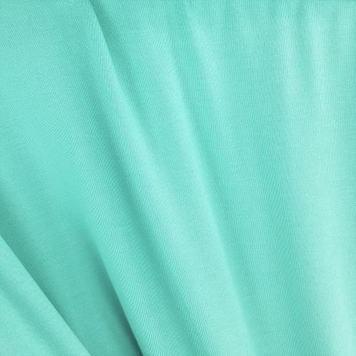 Modal Jersey Knit:  Mint