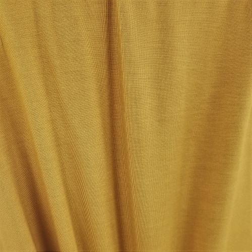 Modal Jersey Knit:  Gold