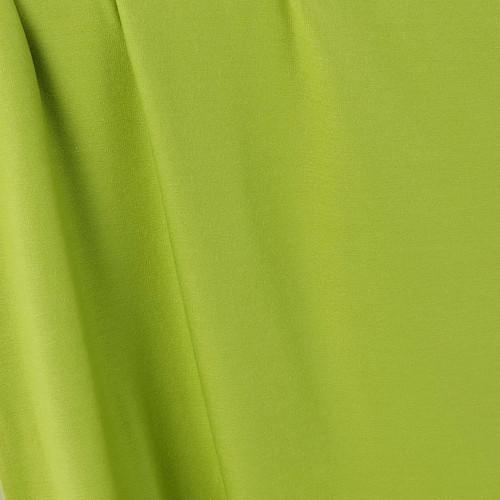 Modal Jersey Knit: Lime