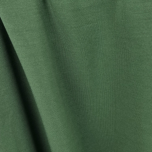 Modal French Terry: Olive Green