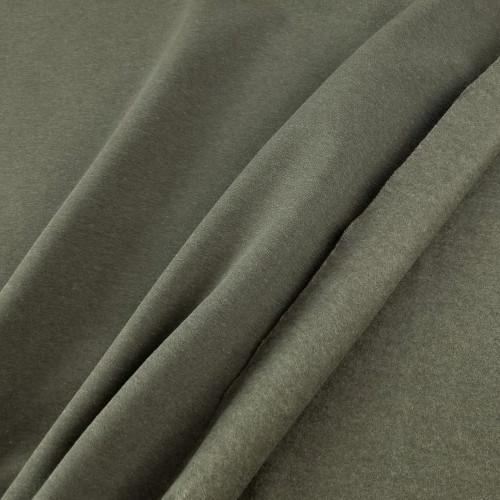 Eike: Brushed Heathered Sweatshirt, Olive