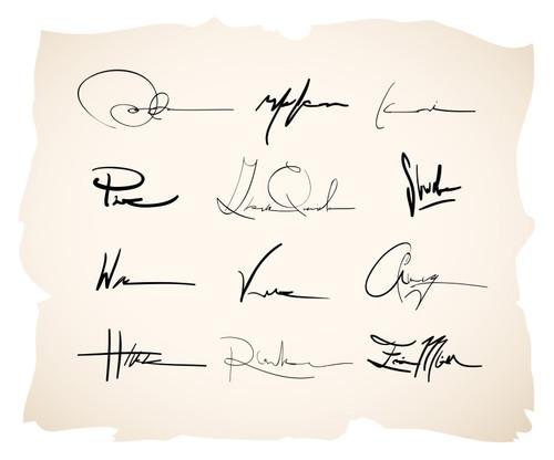 Require a Signature