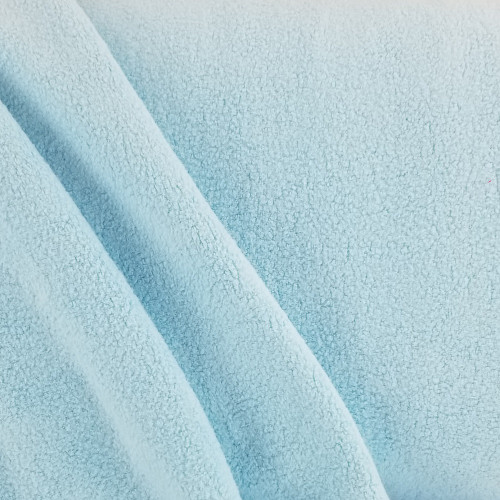 Sherpa Fleece: Sky Blue