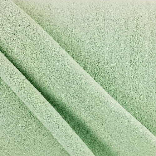 Sherpa Fleece: Mint
