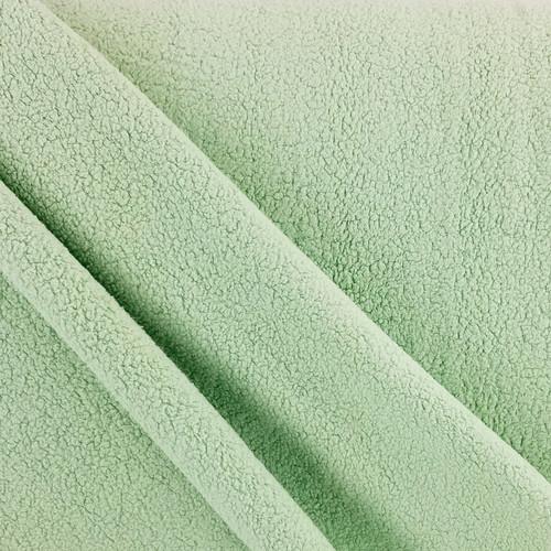 Sherpa Fleece: Mint