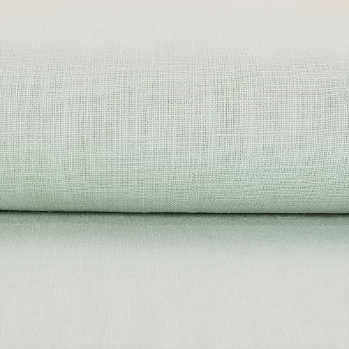 Linen 230g Enzyme Washed:  Glass Green