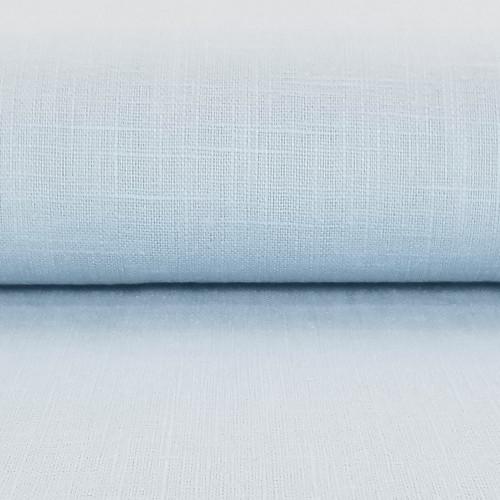 Linen 230g Enzyme Washed:  Sky Blue