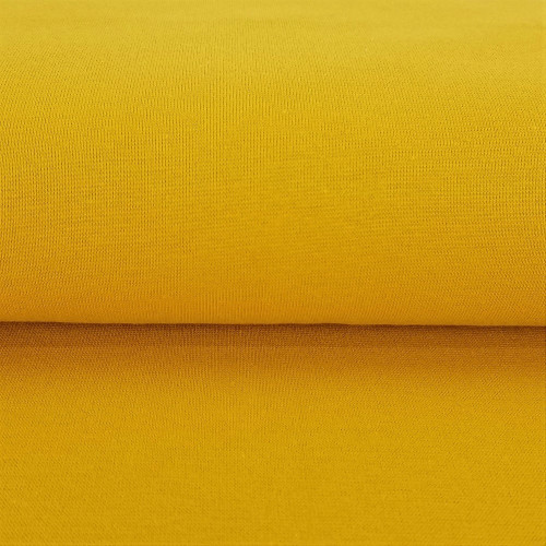 Heike: Solid Ribbing, Goldenrod