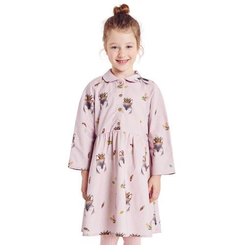 Poplin Dress: Paper Sewing Pattern from Katia