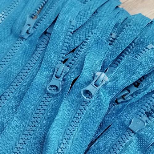 90 cm Separable Zipper:  Blue