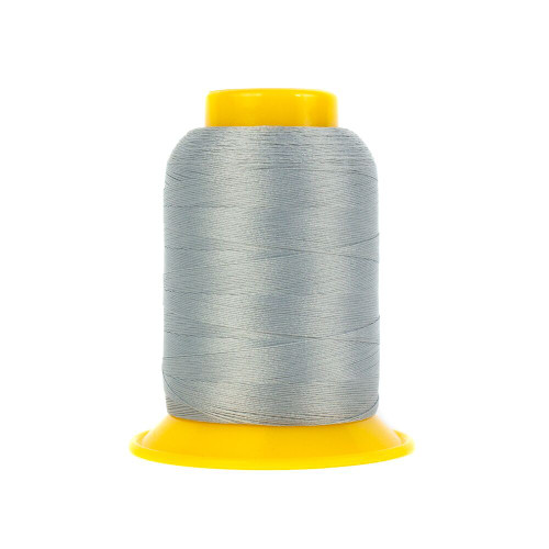 SOFTLOC Wooly Polyester Thread, Wonderfil: Grey