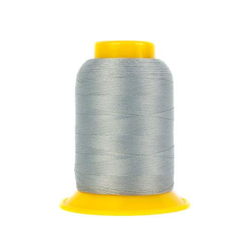 SOFTLOC Wooly Polyester Thread, Wonderfil: Grey