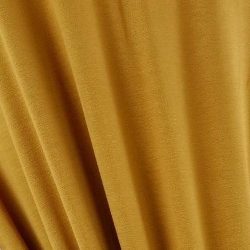 250 gsm Bamboo Jersey Knit:  Burnt Orange