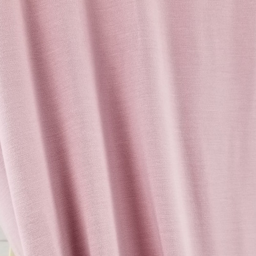 250 gsm Bamboo Jersey Knit:  Rose