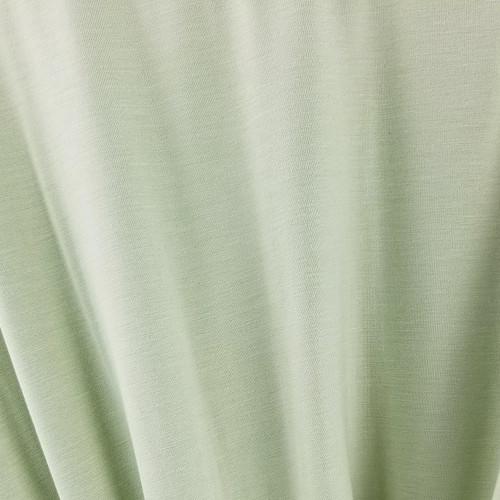 250 gsm Bamboo Jersey Knit:  Pistachio Green
