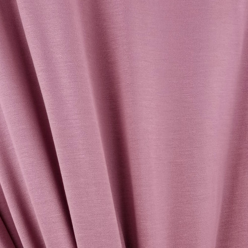 250 gsm Bamboo Jersey Knit:  Antique Rose