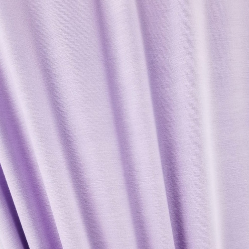 250 gsm Bamboo Jersey Knit:  Lilac