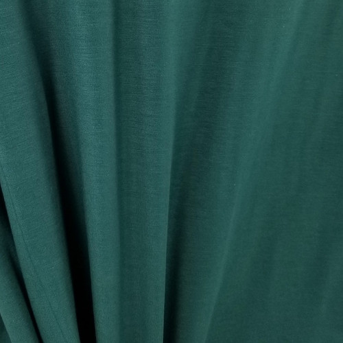 250 gsm Bamboo Jersey Knit:  Bottle Green