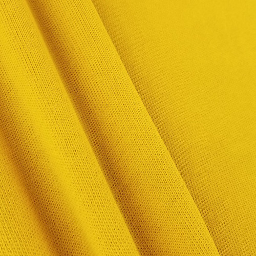 Knitted Cotton: Sunflower Yellow