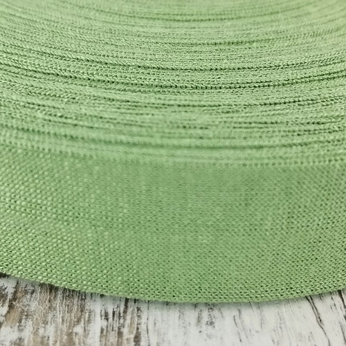 Viscose Knit Bias Binding: Pistachio
