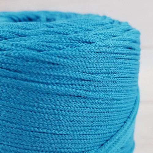Elastic Cord For Face Masks:  Turquoise